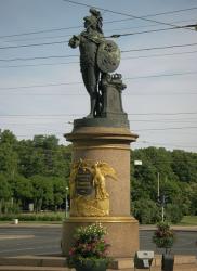Памятники Александру Суворову