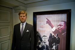 Джон Кеннеди в музеях мадам Тюссо