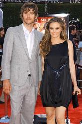 Алисия Сильверстоун и ее муж Кристофер Ярецки