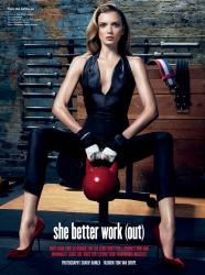 Лили Доналдсон в V Magazine