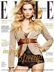 Лили Дональдсон для Elle Korea