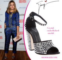 Звездная обувь Оливии Палермо