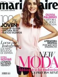 Оливия Палермо для Marie Claire Spain