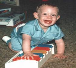 Марк Цукерберг в детстве