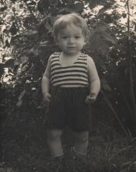 Валерий Чигляев в детстве