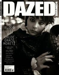 Хлоя Морец для Dazed & Confused, ноябрь 2013