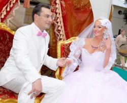 Свадьба: Анастасии Волочковой и бизнесмена Игоря Вдовина