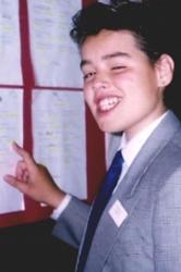Рассел Брэнд в детстве
