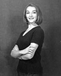 Фотосессия Барбары Брыльской 1964 года