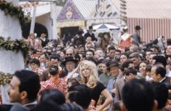 Бриджит Бардо в 1958 году, Испания