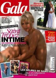 Бриджит Бардо на обложках журналов