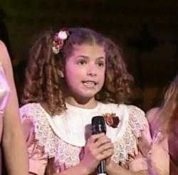 Анна Кендрик в детстве