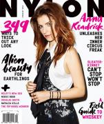 Анна Кендрик для Nylon, февраль 2015