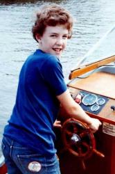 Джереми Кларксон в детстве