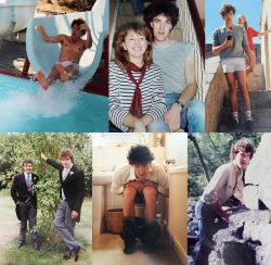 Джереми Кларксон в 1980-х годах