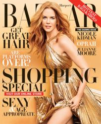 Николь Кидман для Harper's Bazaar US
