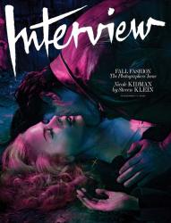 Николь Кидман для Interview, сентябрь 2014