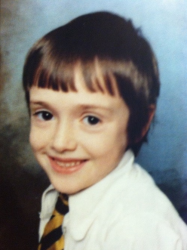 Ричард Хаммонд в детстве
