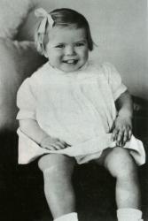 Грейс Келли в детстве