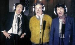 Юрий Никулин, Георгий Вицин, Евгений Моргунов, 1981 год
