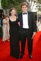 Роберт Шон Леонард и его жена