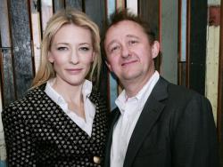 Кейт Бланшетт с мужем