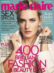 Кейт Уинслет для журнала Marie Claire UK, ноябрь 2014