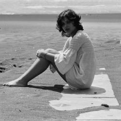 Орнелла Мути в фотосессии 1970 года