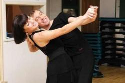 Сергей Соседов в шоу «Танцы со звездами»