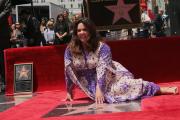 Звезда Мелиссы Маккарти на Аллее славы в Голливуде