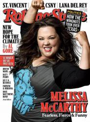 Мелисса МакКарти на обложках журналов