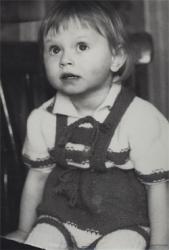 Мария Болтнева в детстве