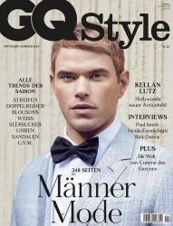 Келлан Латс для GQ Style Germany, весна/лето 2014