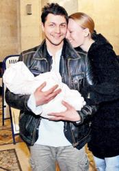 Семья Ольги Ломоносовой