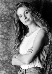 Элизабет Митчелл в молодости