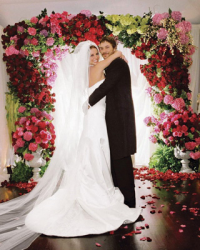 Свадьба: Бритни Спирс и Кевина Федерлайна