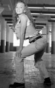 13-летняя Бритни Спирс в фотосессии Дэвида Бэрена