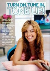 Эрика Дюранс для журнала Self (ноябрь 2006)