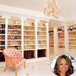 Обувное царство Марайи Кэрри