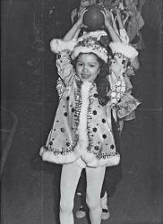 Руслана Лыжичко в детстве