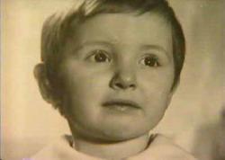 Диана Арбенина в детстве и юности