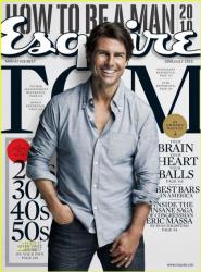 Том Круз на обложках журналов
