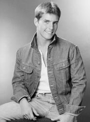 Том Круз в 1981 году