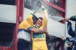 Первая победа Михаэля Шумахера в Формуле-1, Гран-при Бельгии, 1992 год
