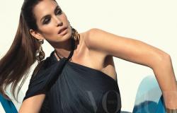Синди Кроуфорд для Vogue Mexico