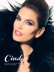 Синди Кроуфорд для FashionGoneRogue