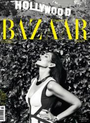 Синди Кроуфорд для испанского выпуска HARPER'S BAZAAR (июнь 2013)