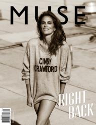 Синди Кроуфорд для летнего выпуска MUSE #34