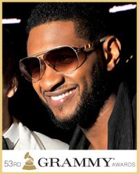 Ашер и его солнцезащитные очки
