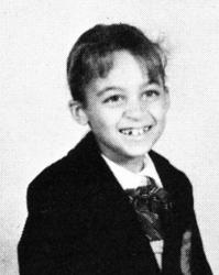 Николь Ричи в детстве